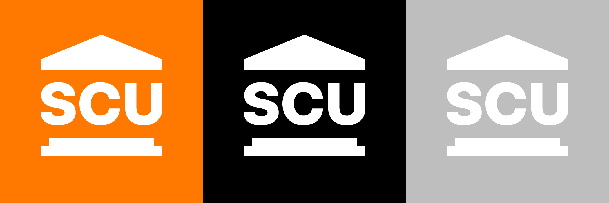 SCU logo design