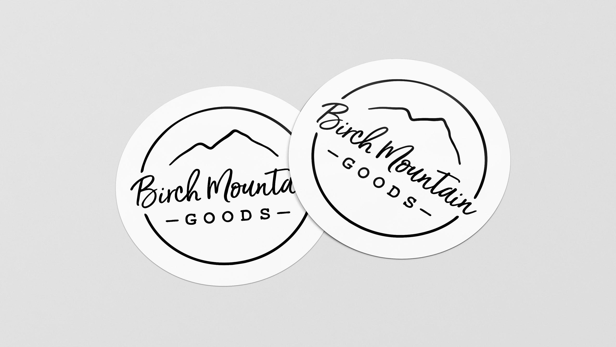 Sticker design Medford