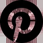 Pinterest Logo mit Link zum Pinterest Profil von Volume K