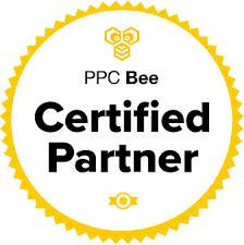 Logo PPC Bee certified partner
