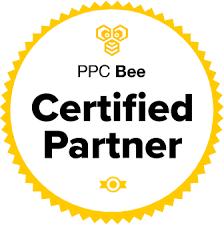 Logo PPC Bee certified partner