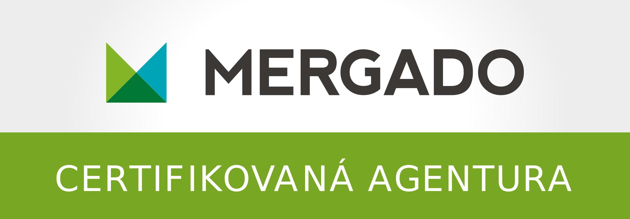 Mergado: Certifikovaná agentura logo – Instinct Agency