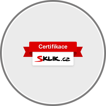 Certifikovaná agentura Sklik / Seznam logo – Instinct Agency