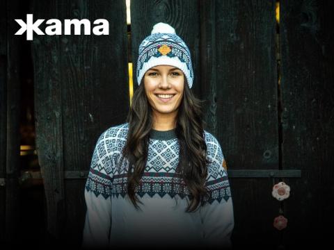 Oblečení značky Kama