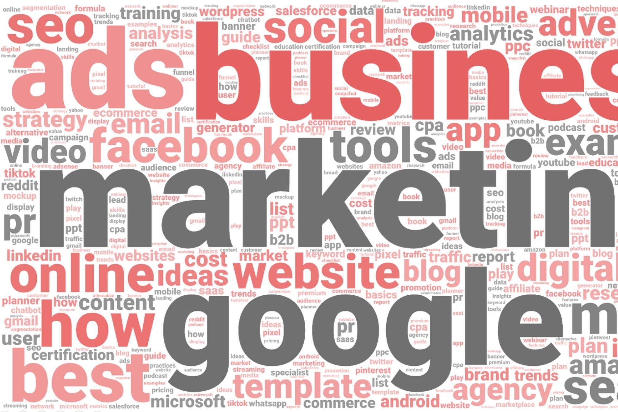 Klíčem k zisku jsou fráze, které uživatelé Googlí