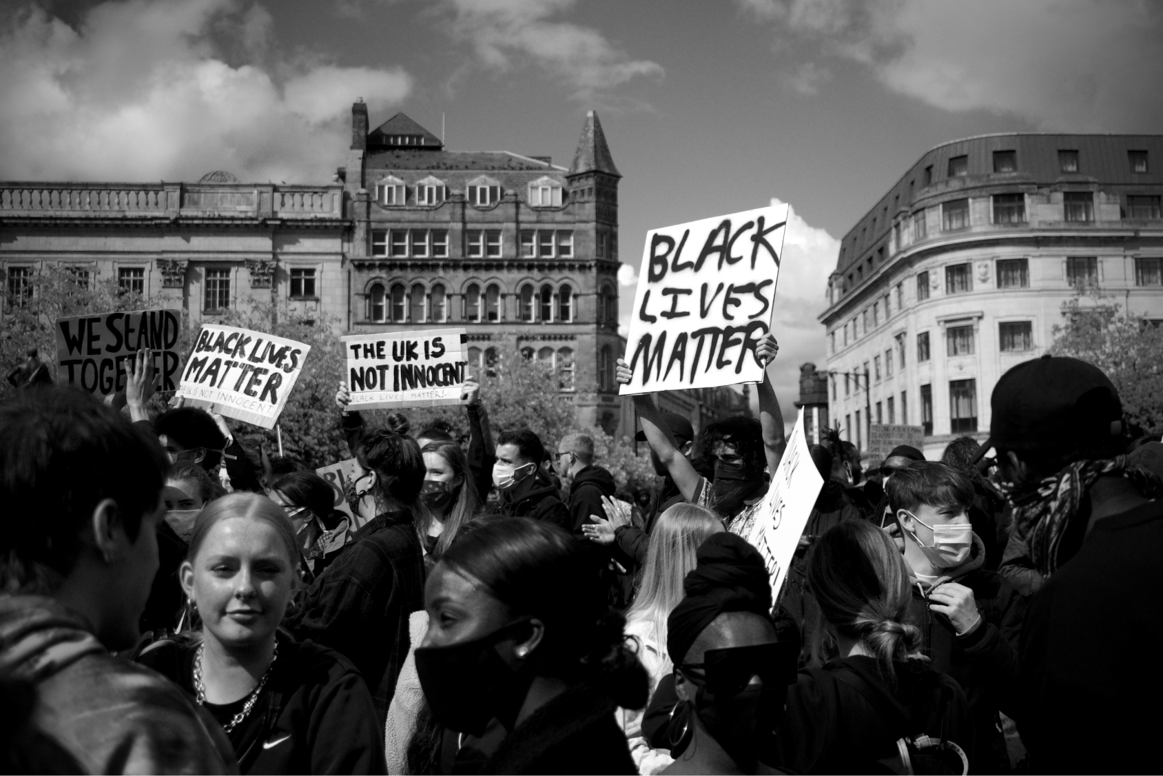 Black Lives Matter Turns 8: A Look Back While Moving Forward