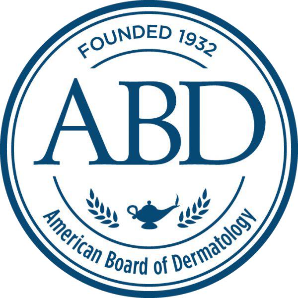 American Board of Dermatology Certified