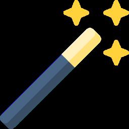 Boddle Magic Wand Tranformation Icon