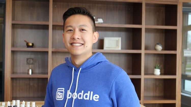 Clarence Tan is CEO and co-founder of Boddle Learning Inc. in Kansas City.