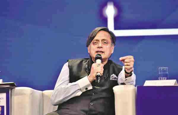 Clymbe NEP conclave Shashi Tharoor