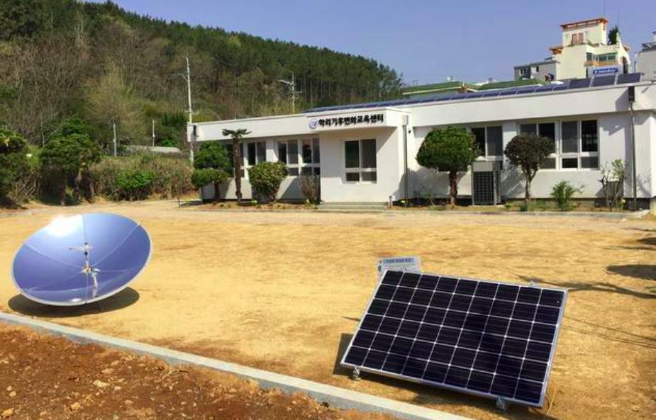 Climate Change Education Center, Hakri