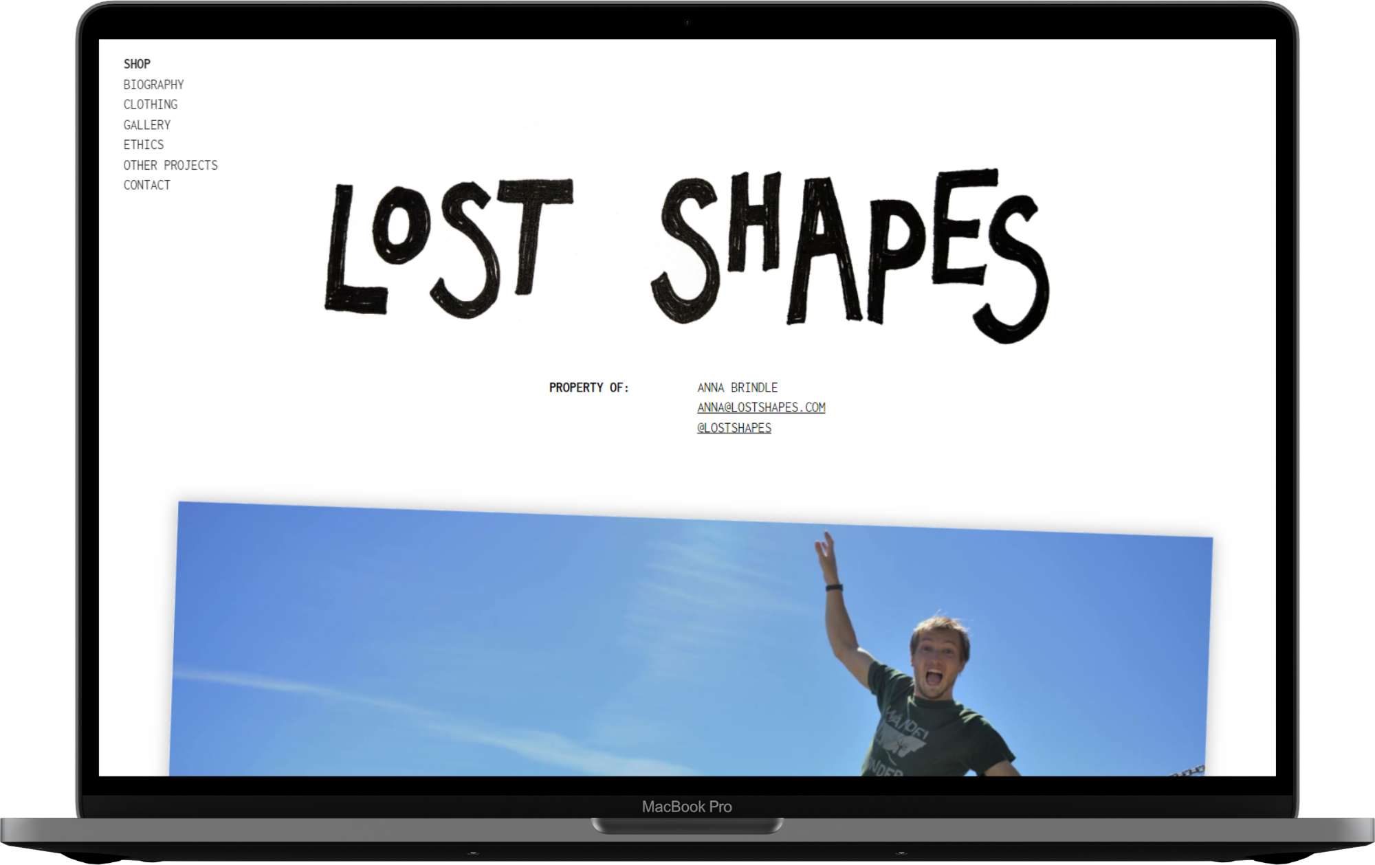 Lost Shapes