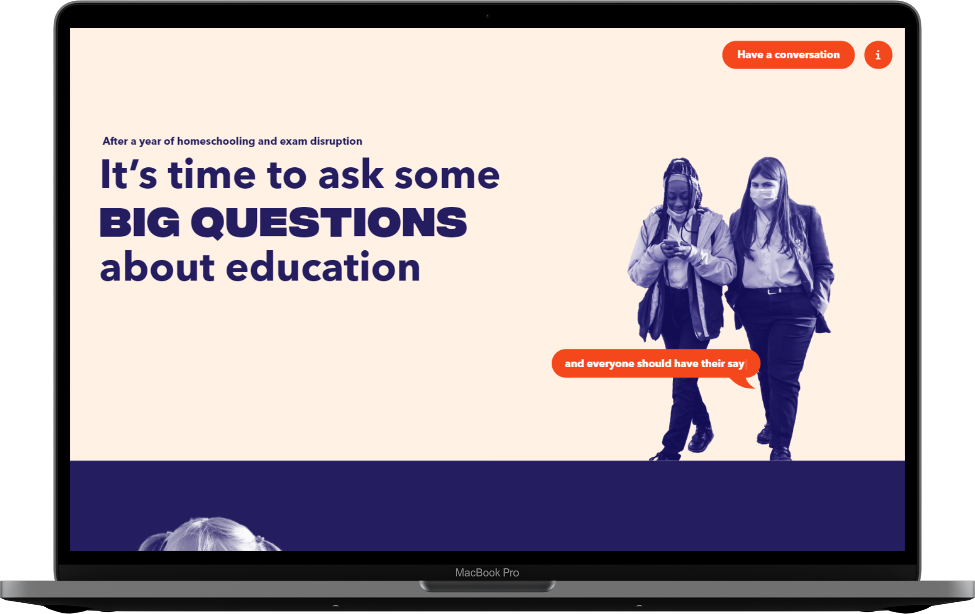 Big Education Conversation