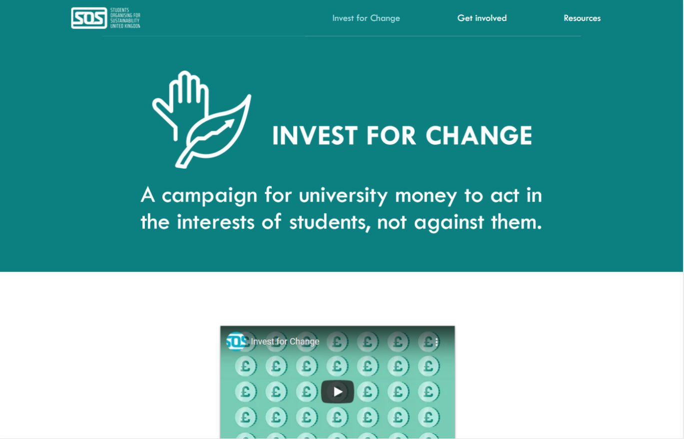 Invest for Change