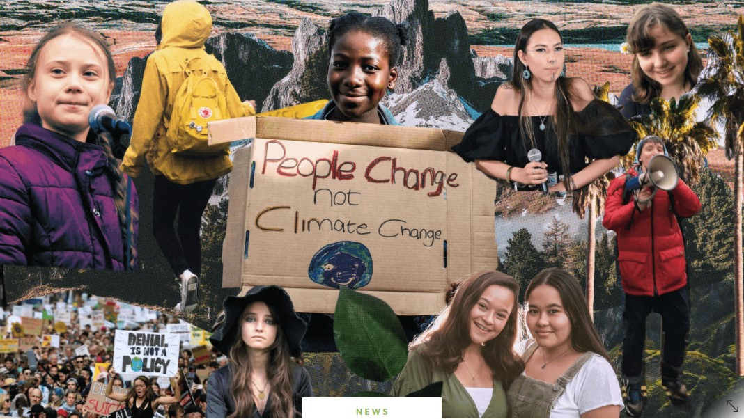 20 Under 20: Meet the Youth Climate Activists Saving the Planet