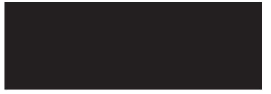 Een logo van de merk