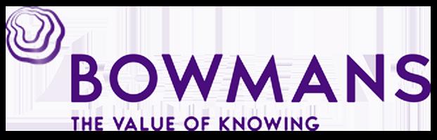 Bowmans Law logo