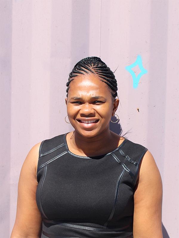 Headshot of Sandiswa Gwele, Founder and Executive Director of Ukhanyo Foundation
