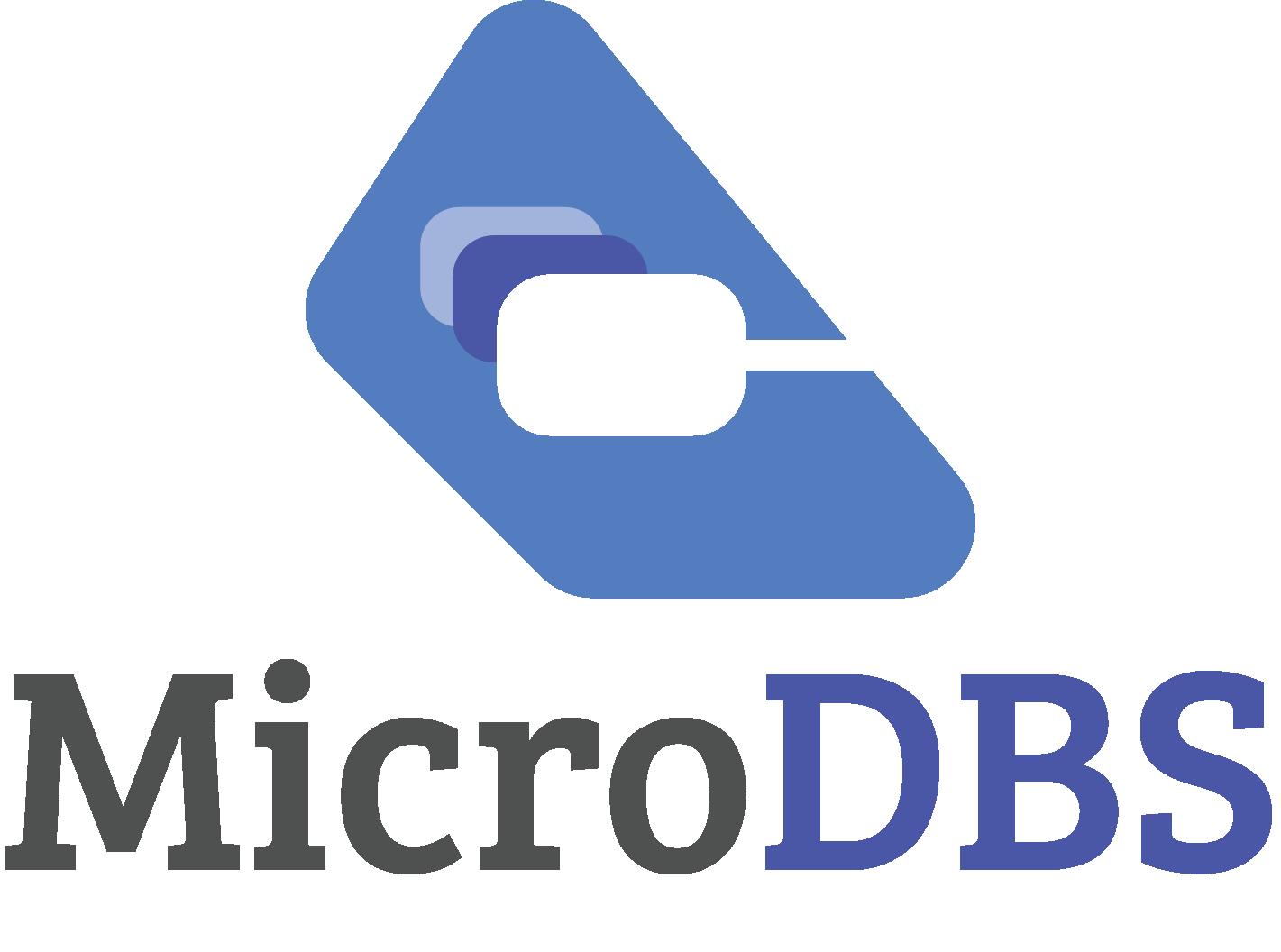 logo micro dbs