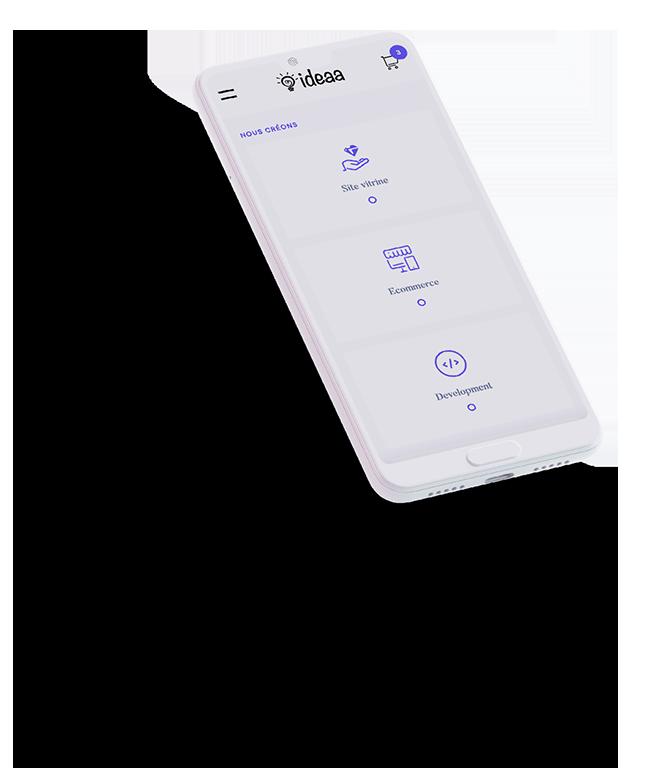 smartphone ombre