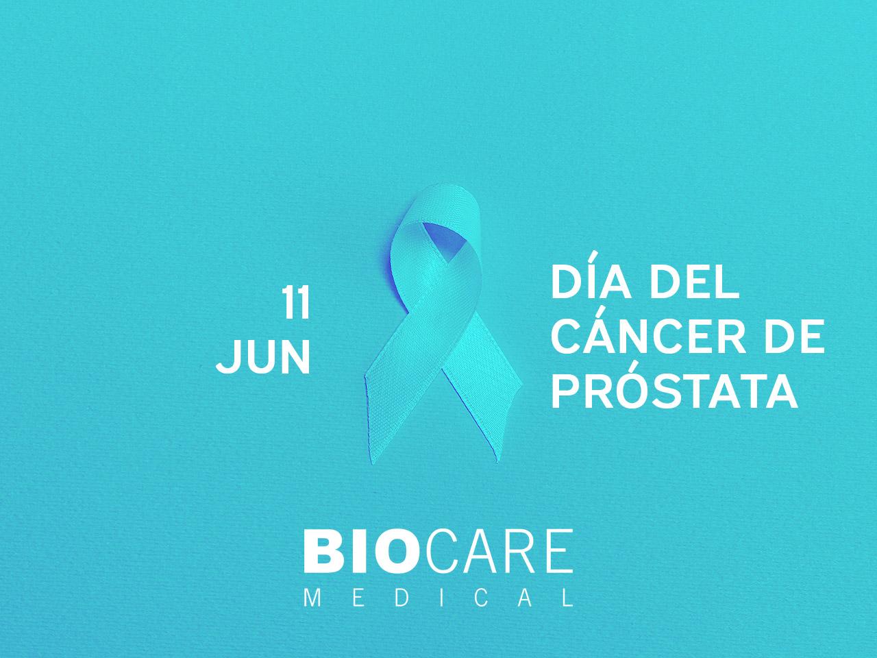Día del cáncer de próstata