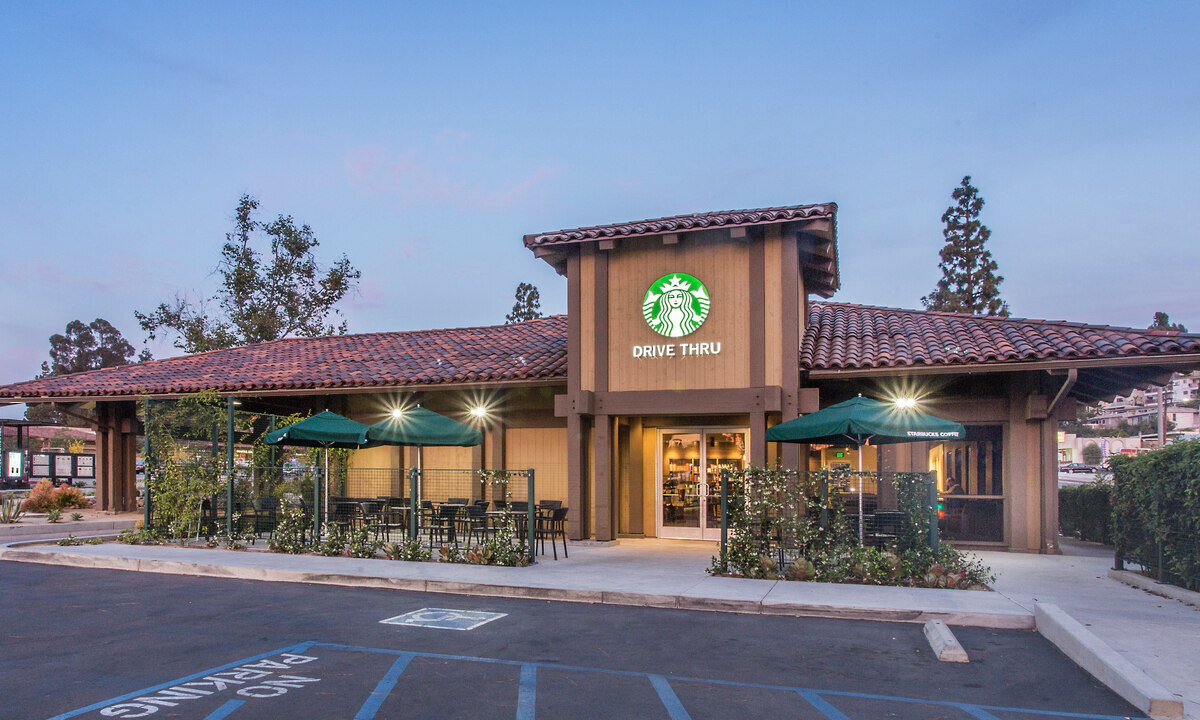 Starbucks La Mesa Springs