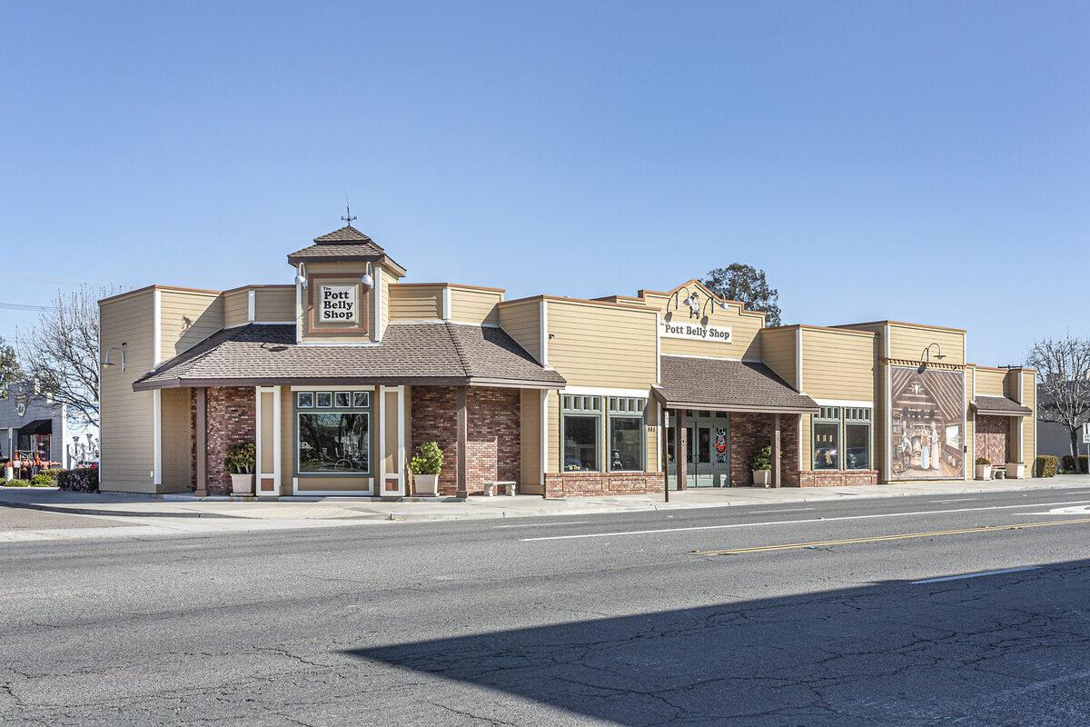 The Pott Belly Shop