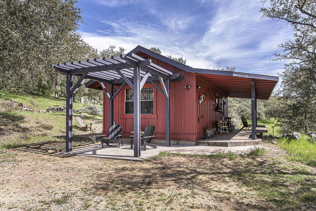 Sparks Cabin