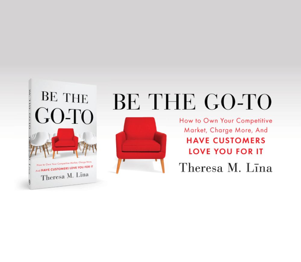 Be the go-to Theresa M. Lina