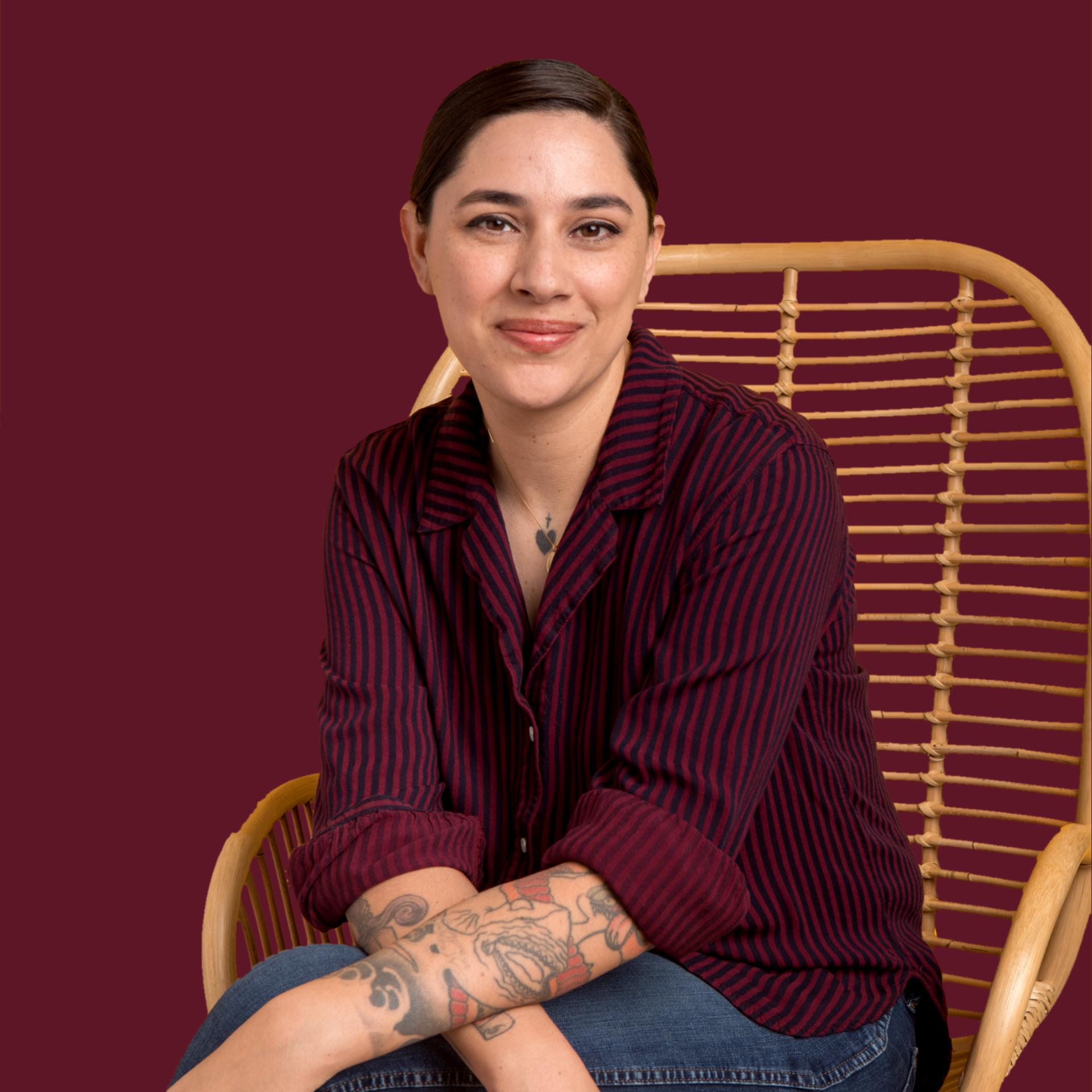 A headshot of Kristal Garcia