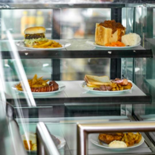 MSC Fuel Supplies Food