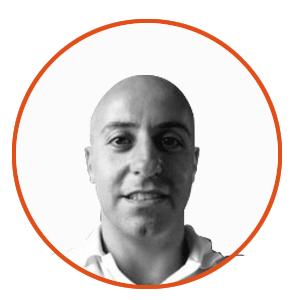 Portrait of Massimo Gentile