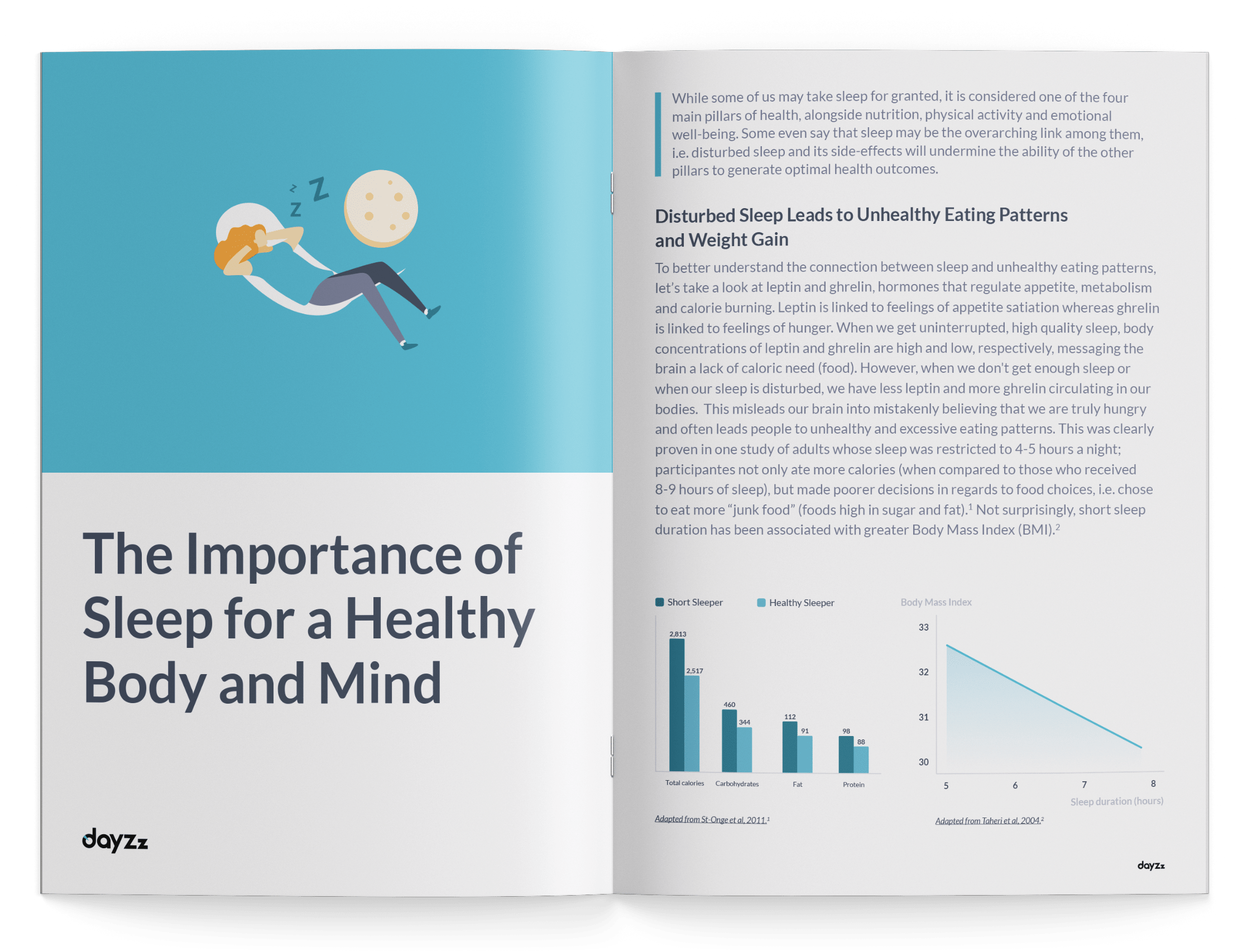The Importance of Sleep for a Healthy Body and Mind