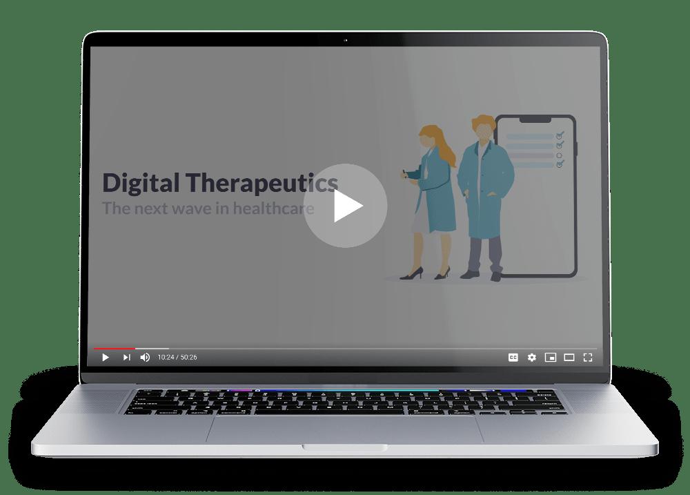 Digital Therapeutics - The Next Wave in Healthcare