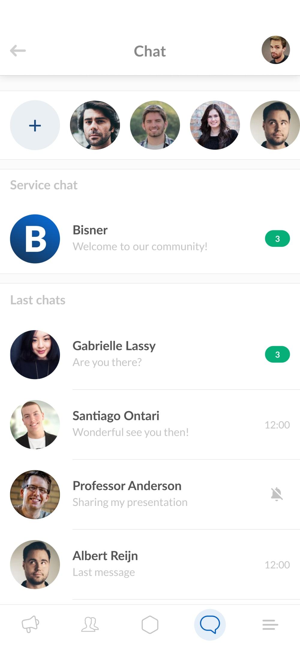 Bisner chat