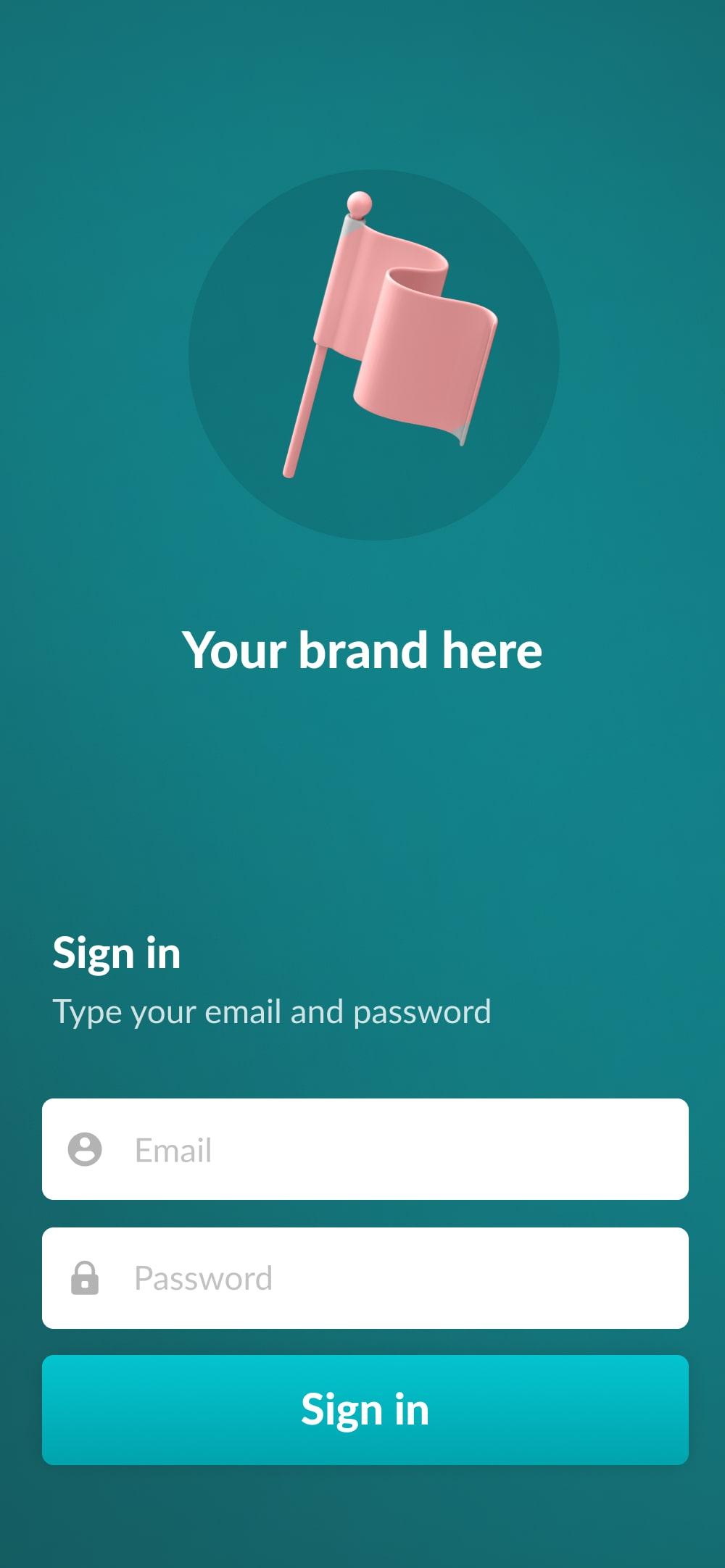 Bisner Whitelabel app