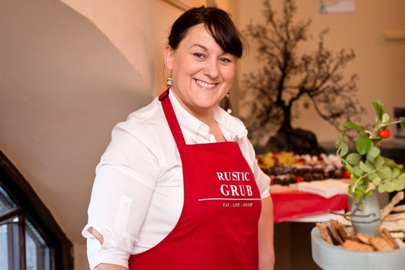 Maria McNeela Owner of Rustic Grub