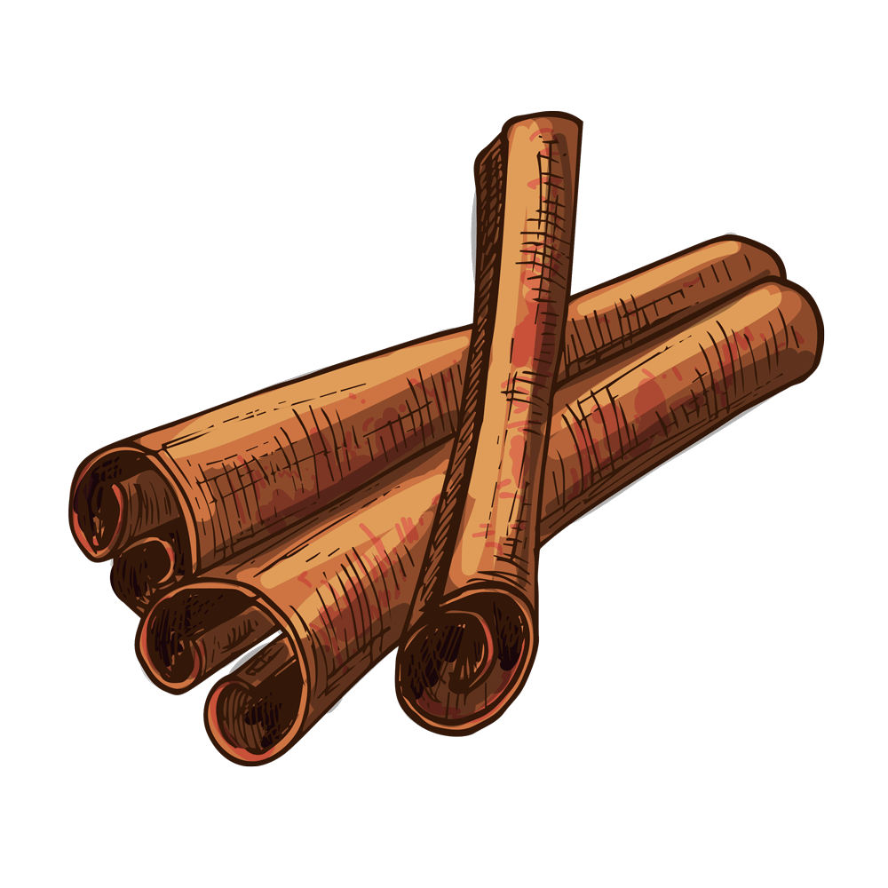 Sticks of Cinnamon