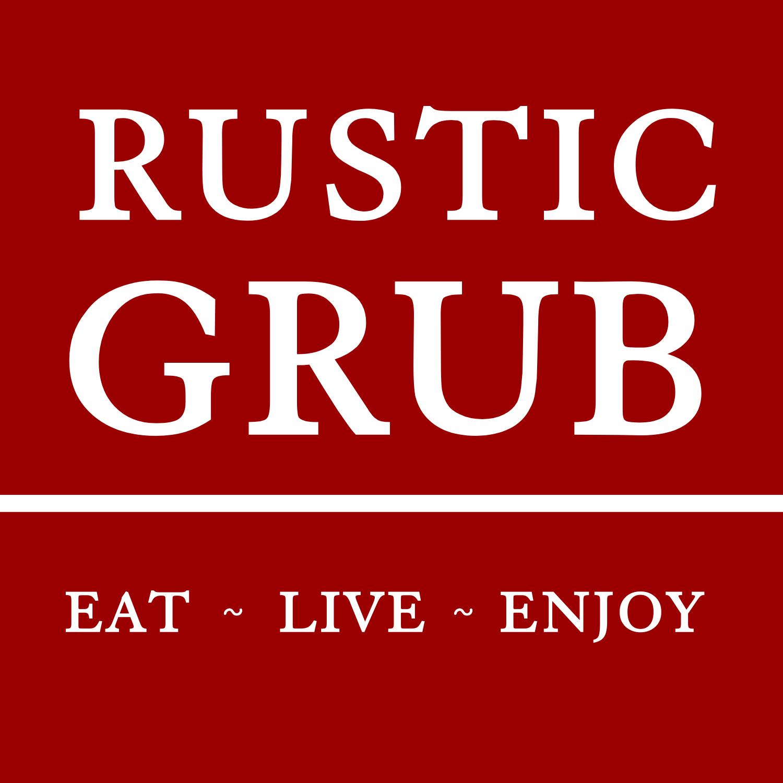 Rustic Grub Logo