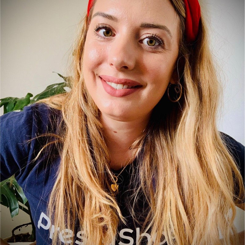 Marilou Nielsen, utilisatrice de PrestaShop Popwork