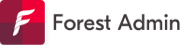 Popwork customer Forest Admin logo