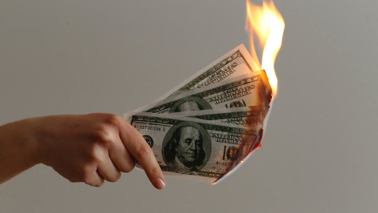 Why you're burning your money - The shocking truth about your investments