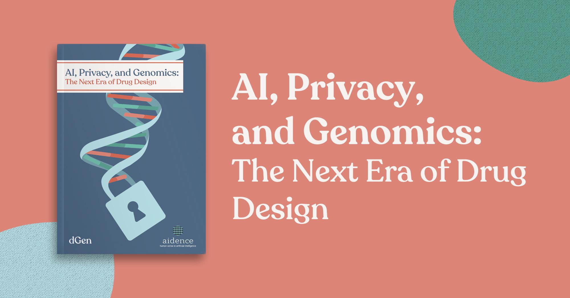 AI, Privacy and Genomics
