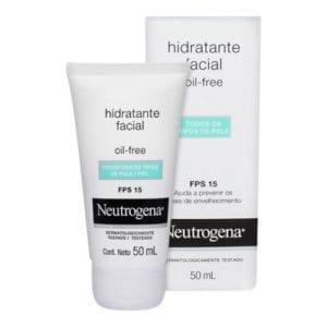 Hidratante facial Oil-free - Neutrogena