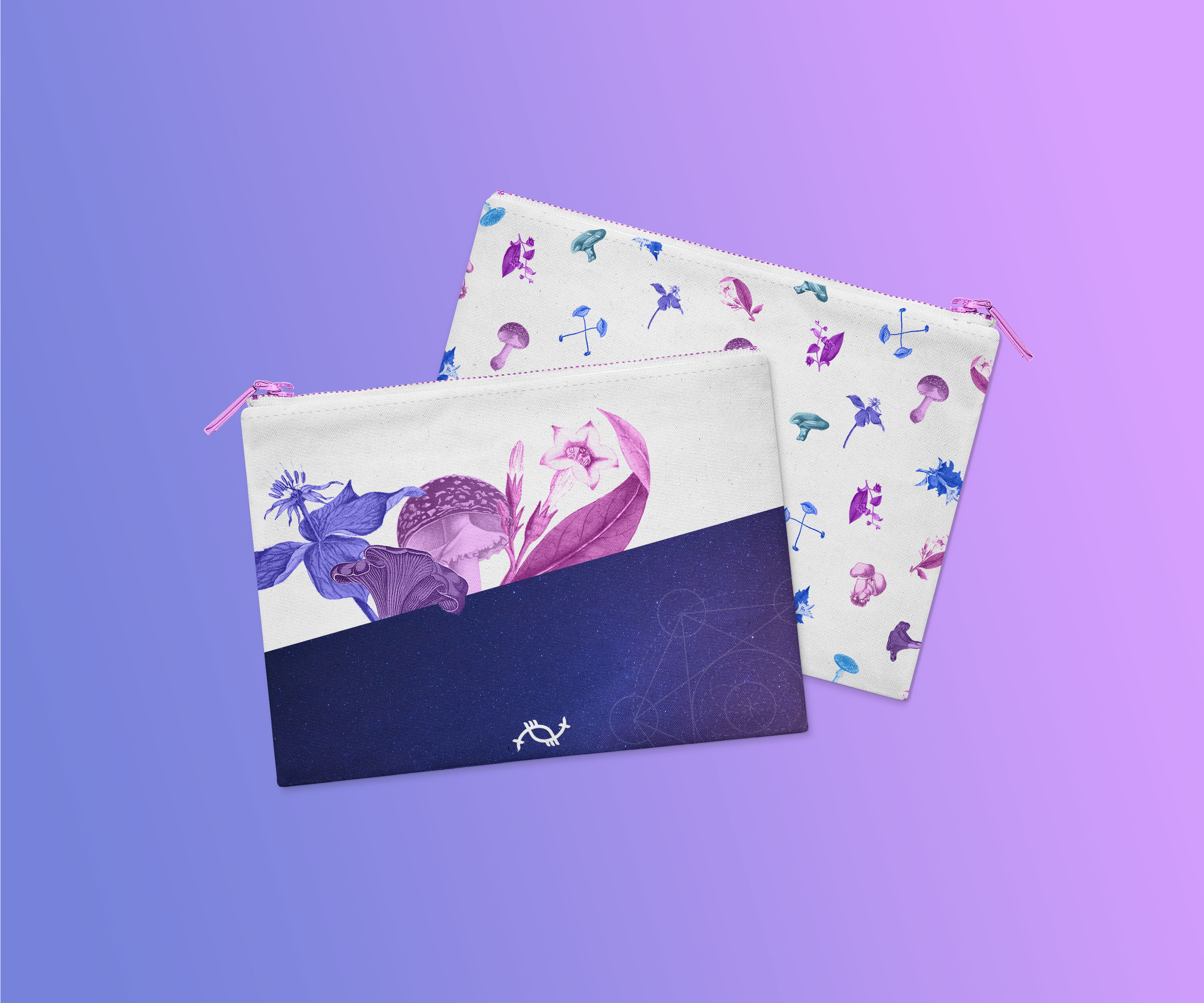 Makeup Pouches for Decover