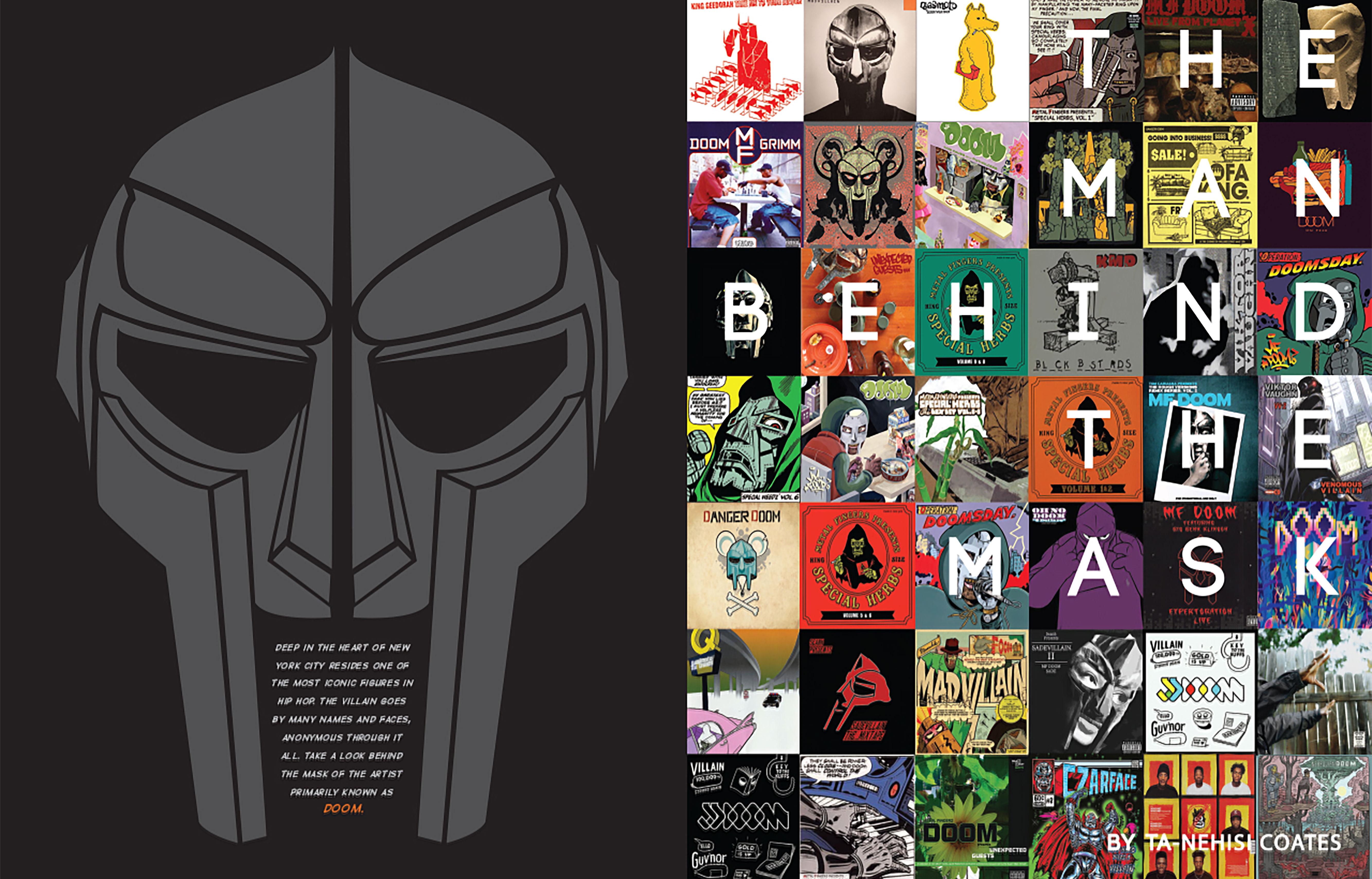 cover spread for editorial