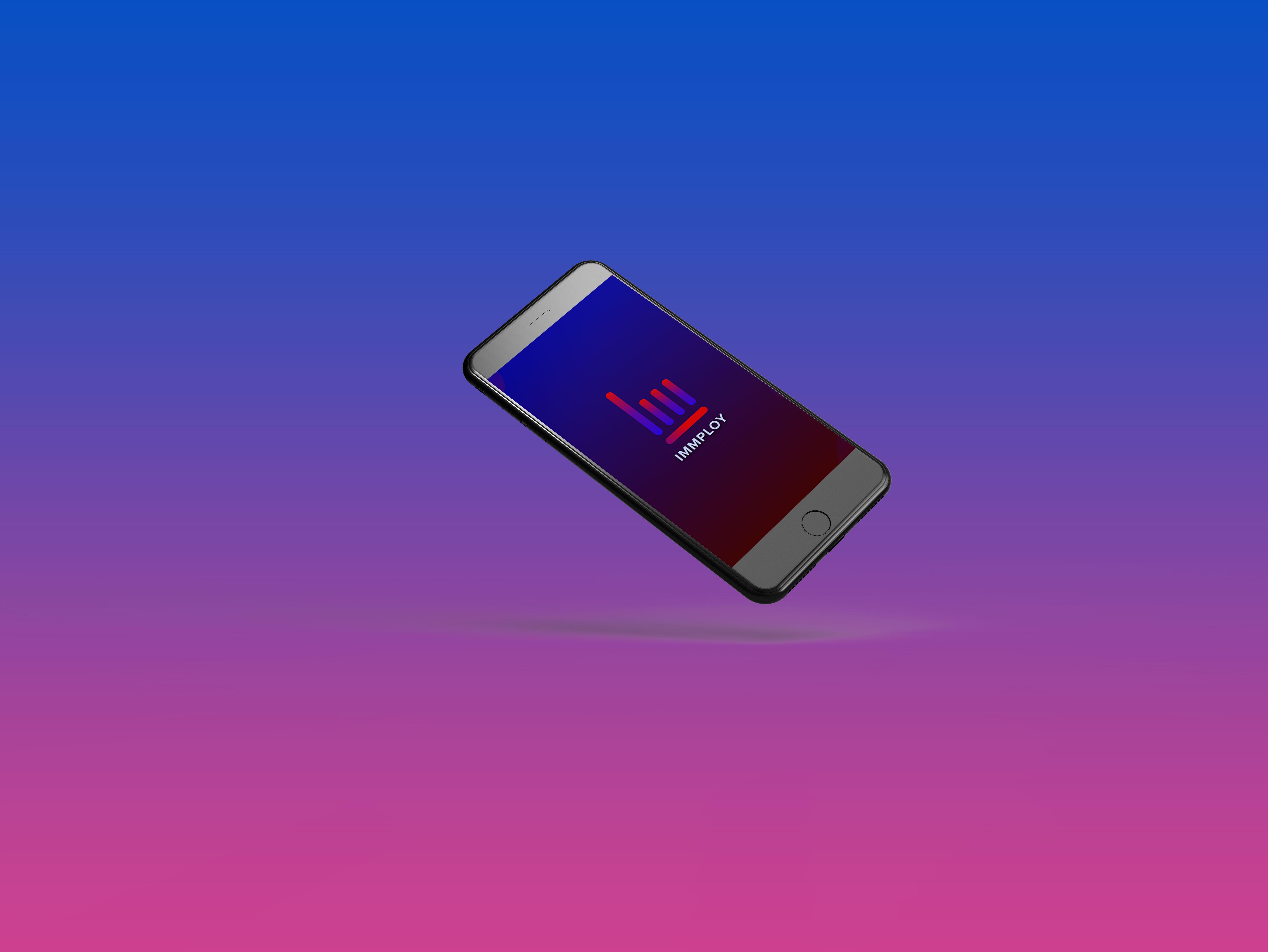 Splash Screen for Immploy App