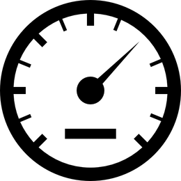 vehicle modifications speedometer icon