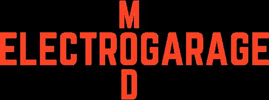 electromod garage red logo