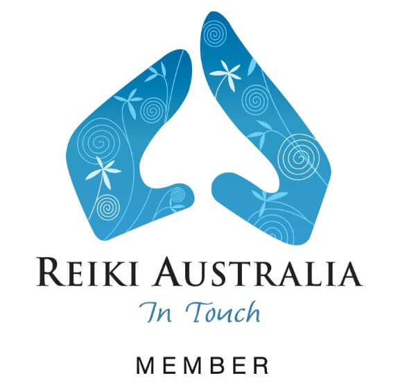 Reiki Australia Member Logo